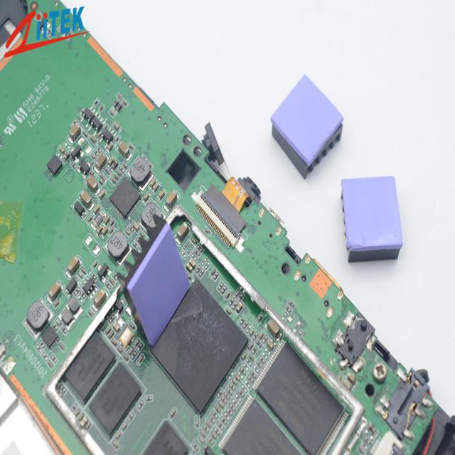 导热矽胶片在电子产品中的正确安装步骤