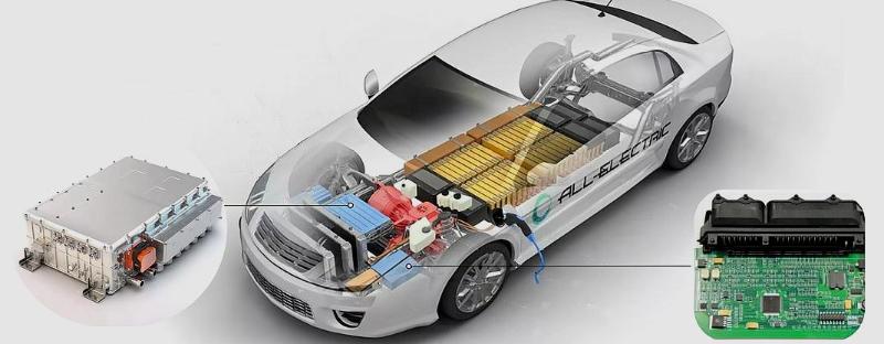 汽车电子控制器