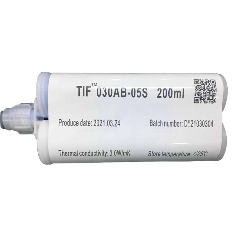 TIF™030AB-05S双组份导热凝胶