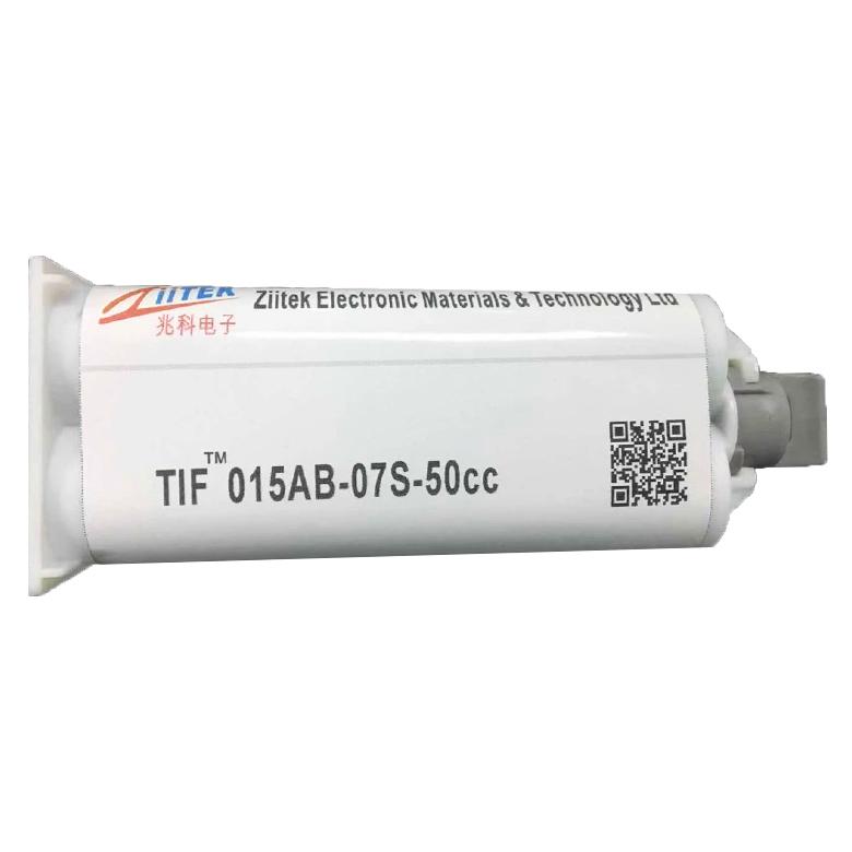 TIF™015AB-07S双组份导热泥