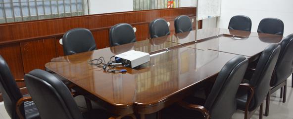 兆科电子会议室