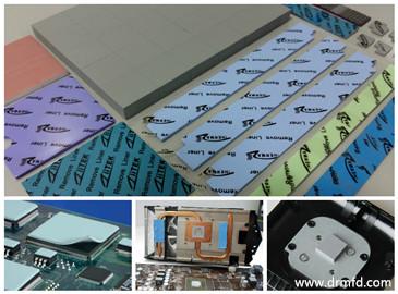 东莞导热材料厂告诉你影响导热硅胶片应用效果的因素