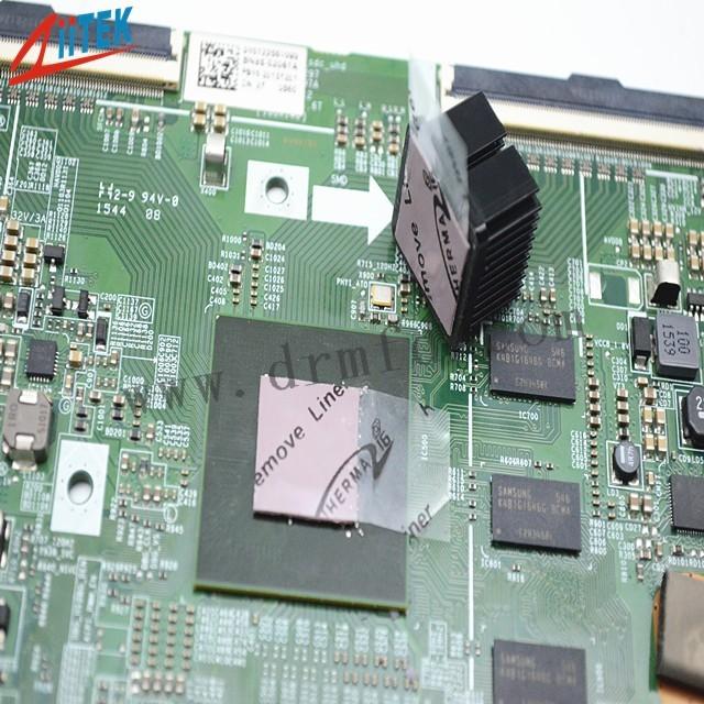 导热矽胶片在RRU通讯行业的应用