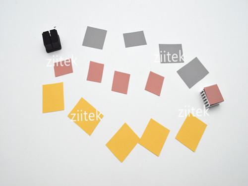 TIS100Y导热绝缘片|导热矽胶布