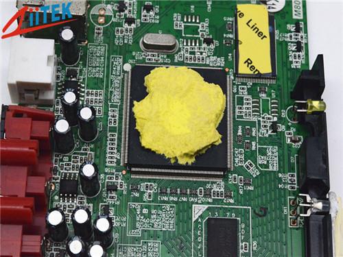 导热泥成为电子产品装配改动或更新散热器时的良配