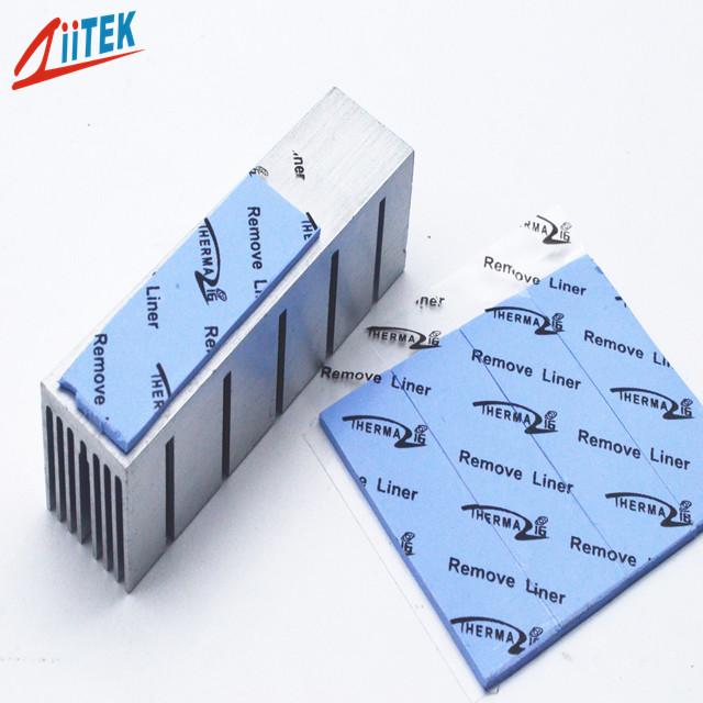 含基材导热矽胶布的广泛应用