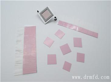 什么是导热硅胶片含玻纤?