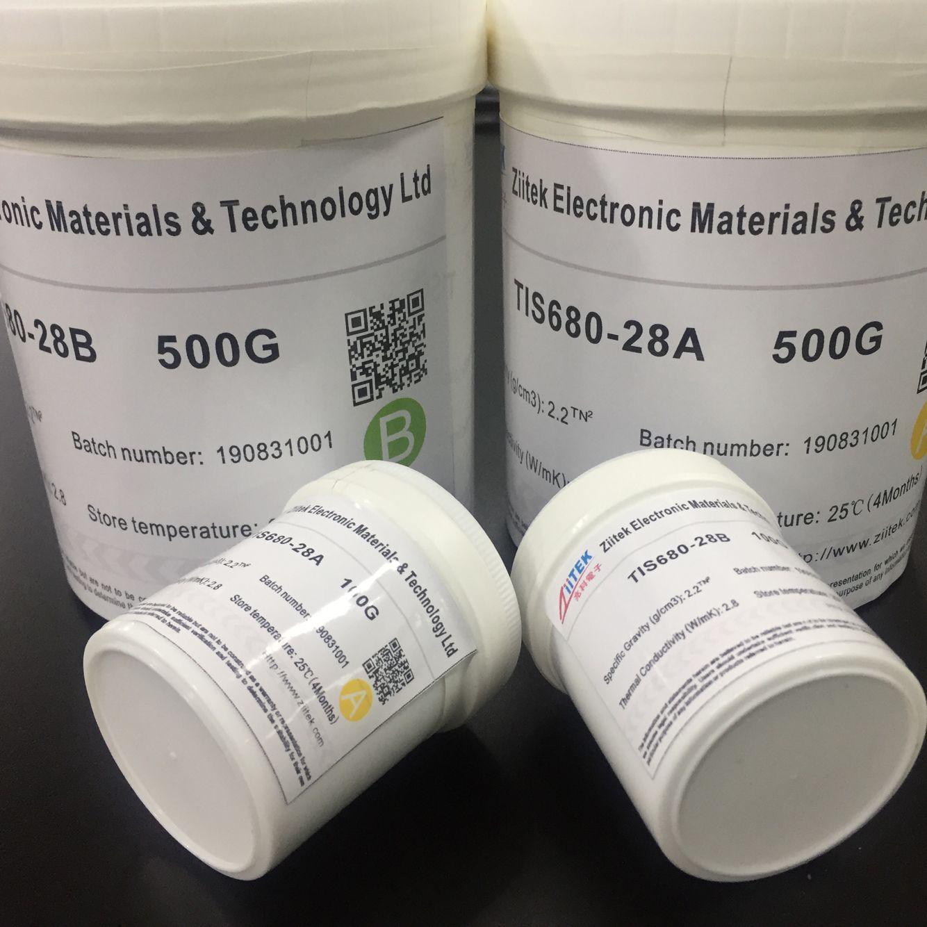 TIS™680-28AB双组份硅橡胶灌封胶