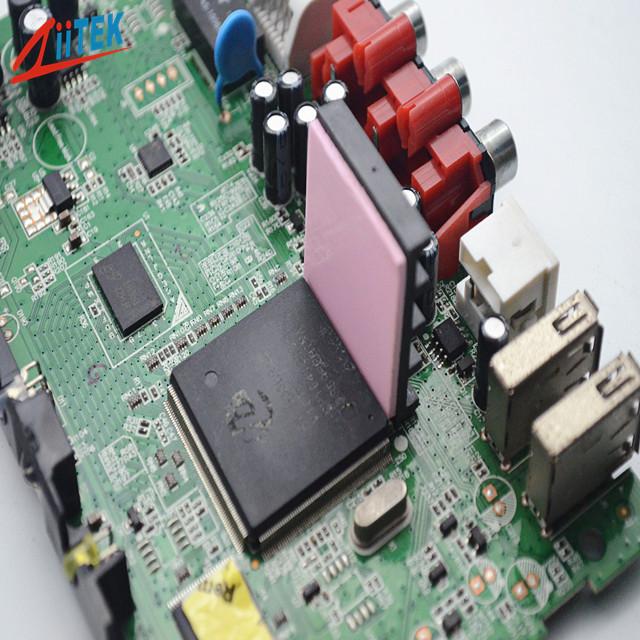 软性导热硅胶片在液晶电视的应用