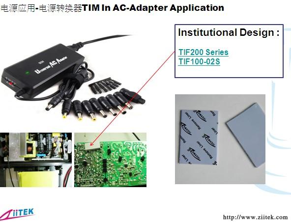 导热材料-电源转换器应用