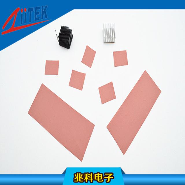 TIS100-02导热绝缘片|导热矽胶布