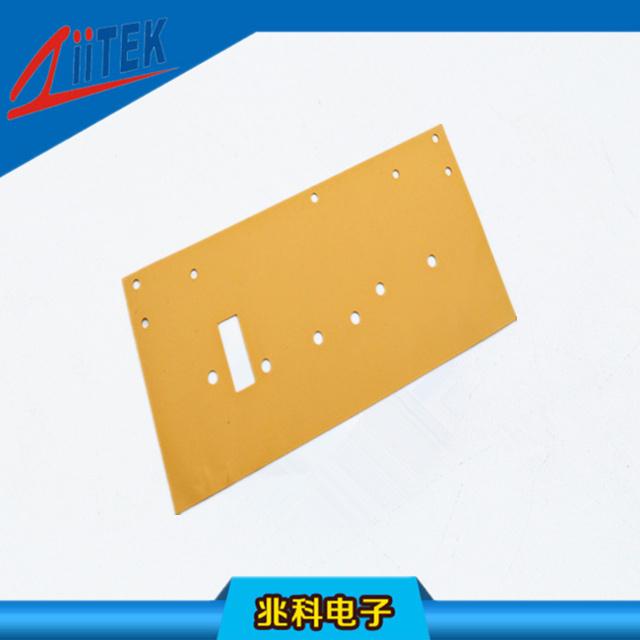 TIS100-03导热绝缘片|导热矽胶布