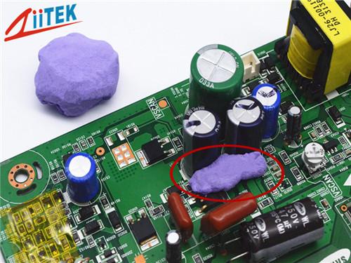 产品装配过程中需要改动或更新散热器时 您有考虑导热泥应用吗?