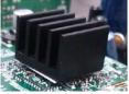 导热工程塑料可在散热模结构中加入卡扣设计