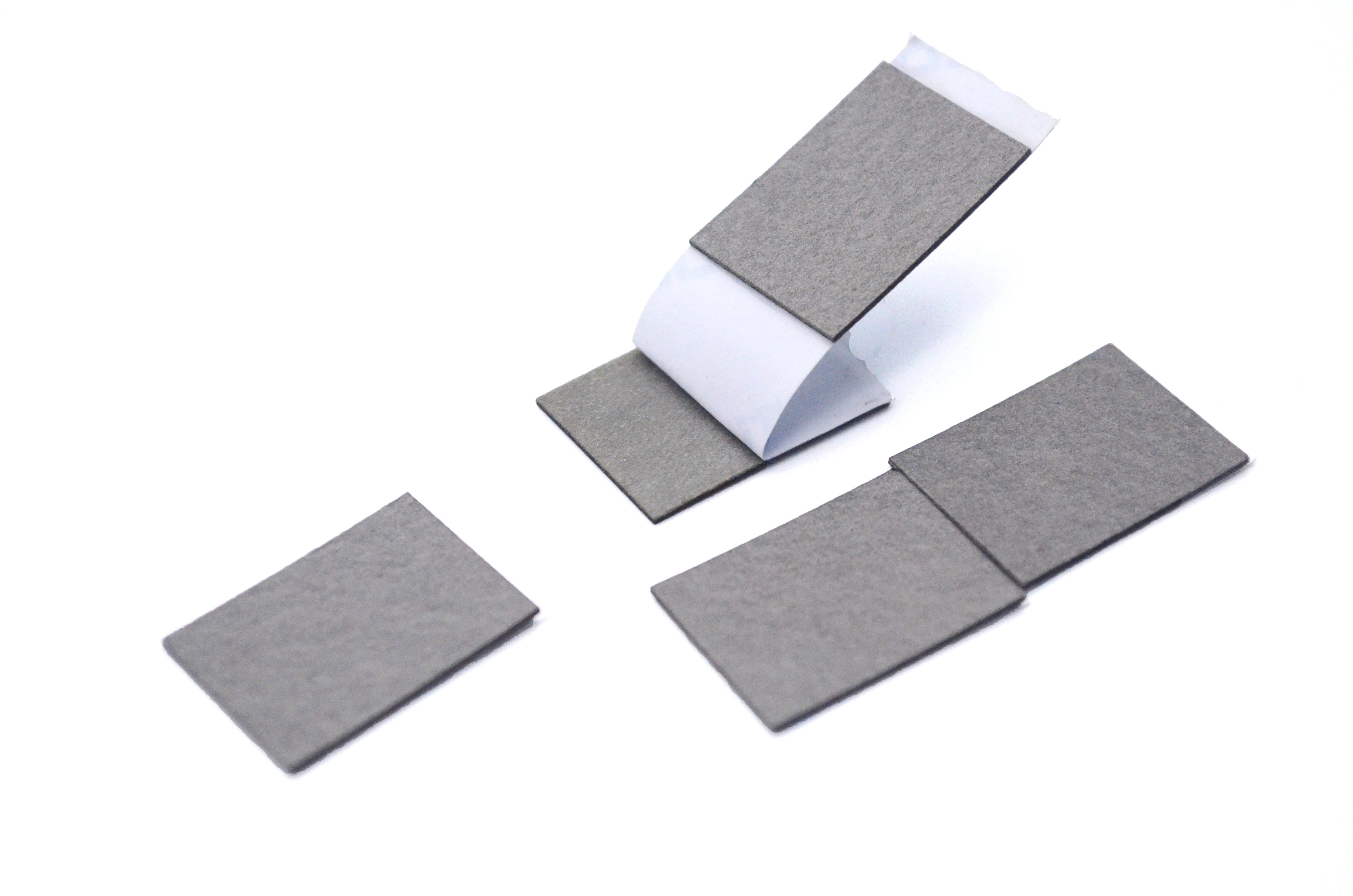 解决电子触摸屏存在的电磁干扰问题吸波材料是不可缺少的