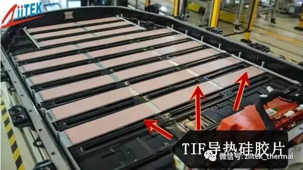 新能源直流充电桩该如何选择导热片?
