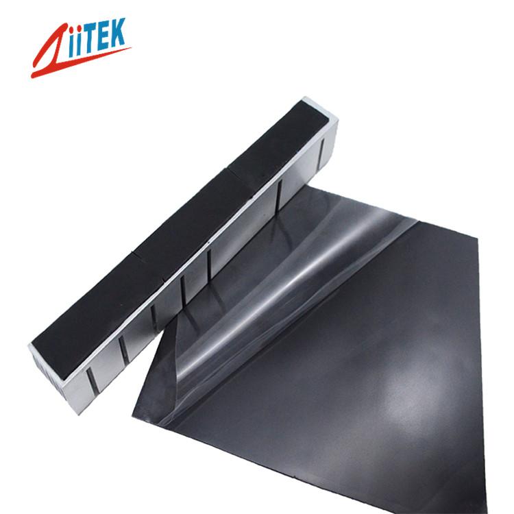 导热硅胶片厚度选择时要注意哪些方面?