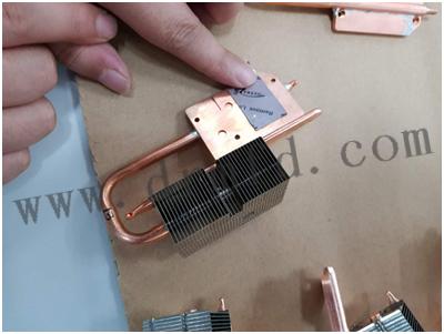 导热硅胶片应用投影仪