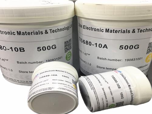 TIS™680-10AB双组份硅橡胶灌封胶
