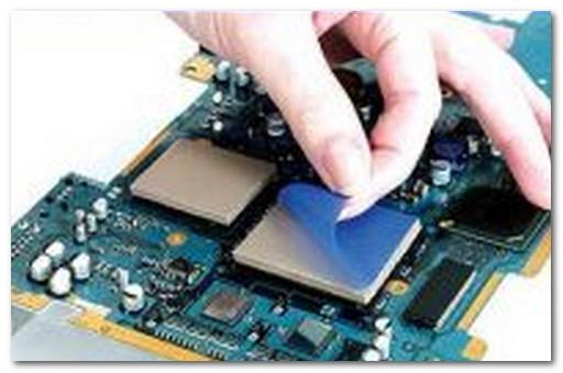 兆科TIF导热矽胶片快速解决储存装置的传导应用