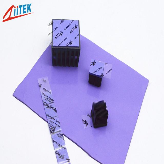 在什么情况下导热硅胶垫片需要背胶呢?