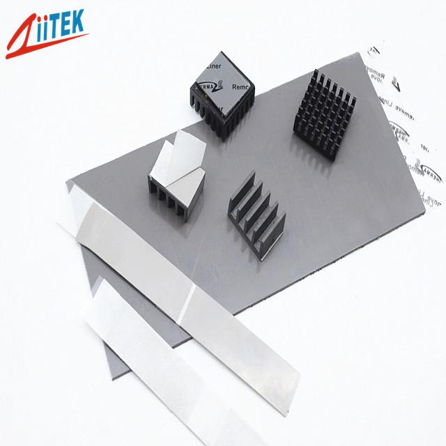 为什么选择导热硅胶片做导热介质?