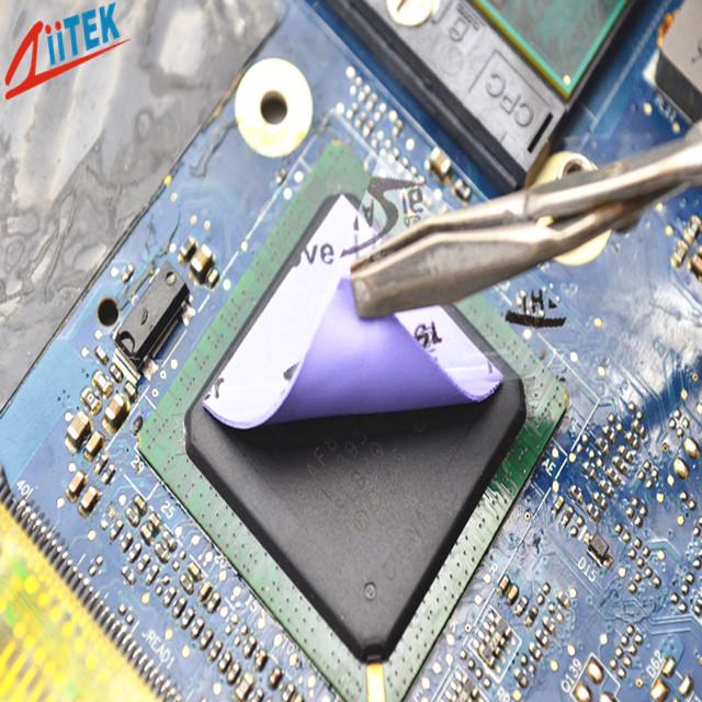 探索高导热片与无硅导热片之间的区别