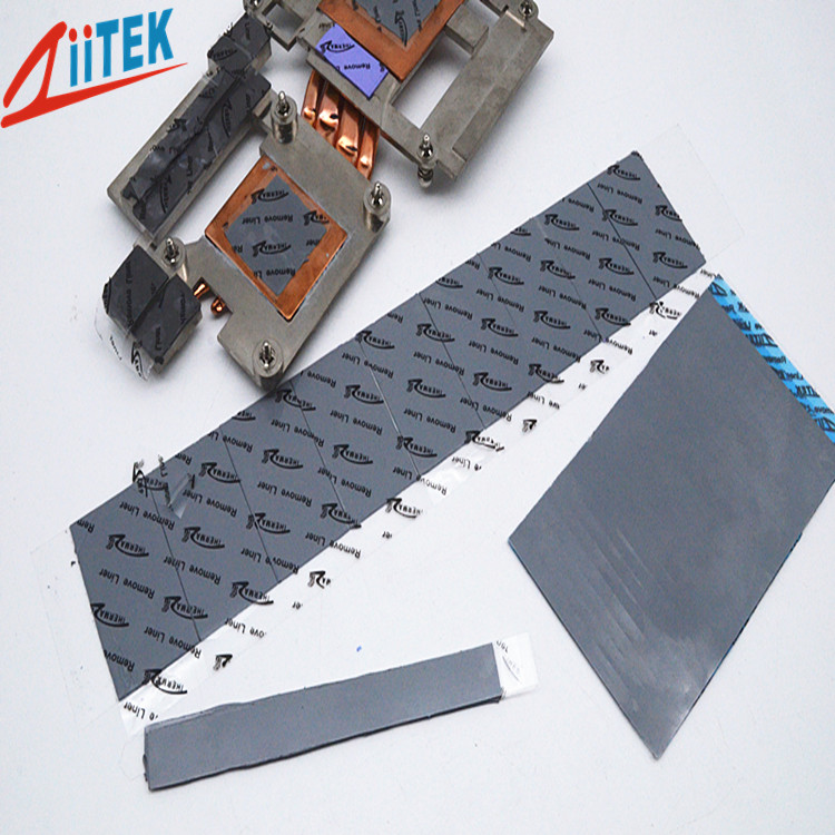 无硅导热硅胶片成功应用于新能源汽车动力电池